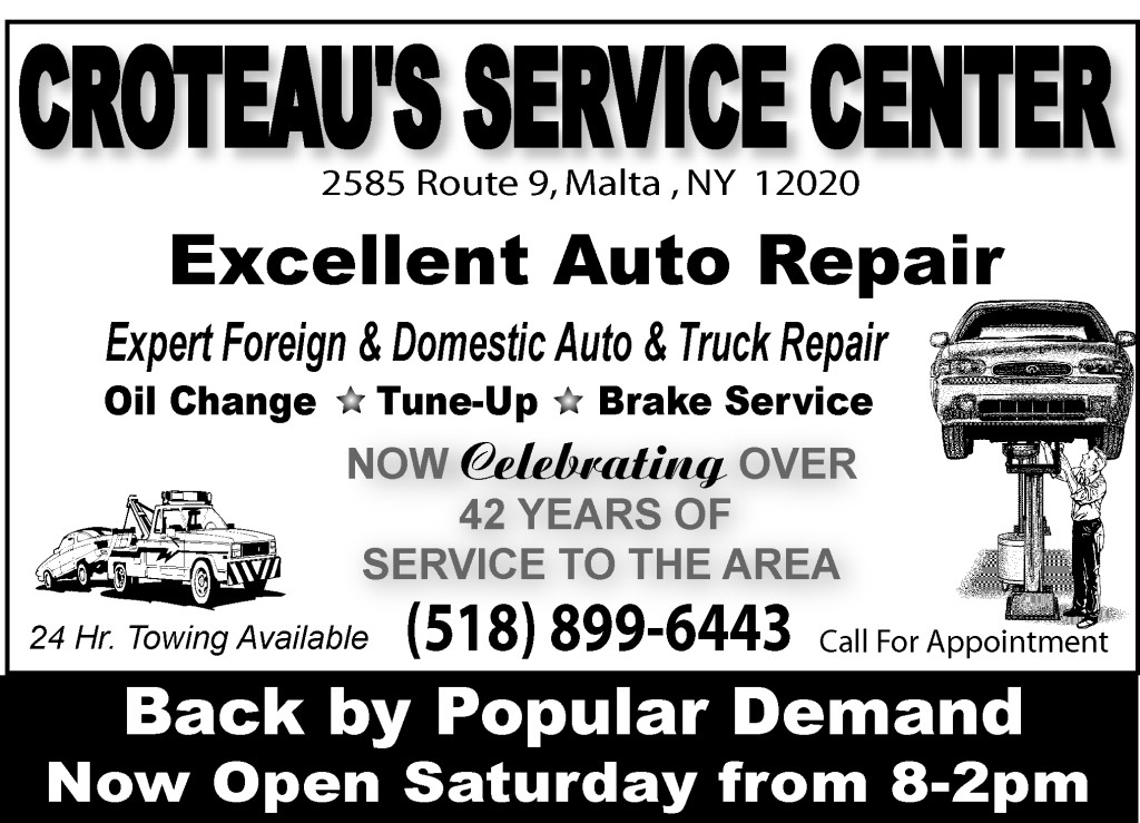 Croteau's Service Center for Excellent Auto Repair in Malta