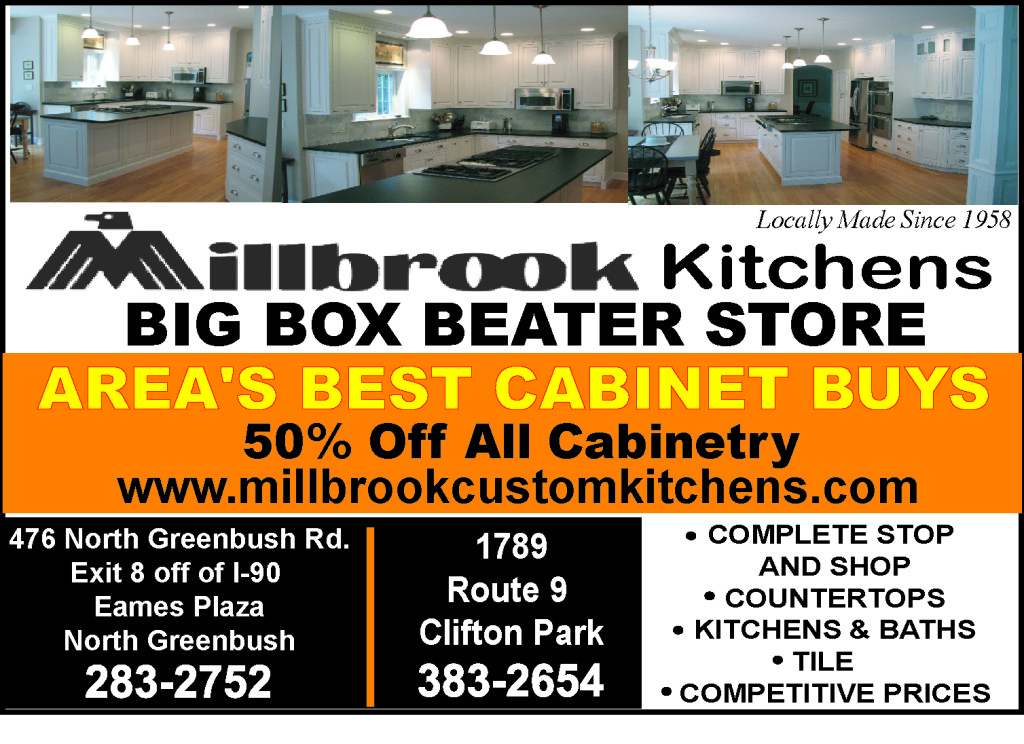 Millbrook Kitchens for Malta